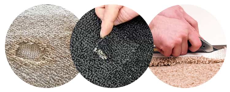 Carpet Repair Cottesloe