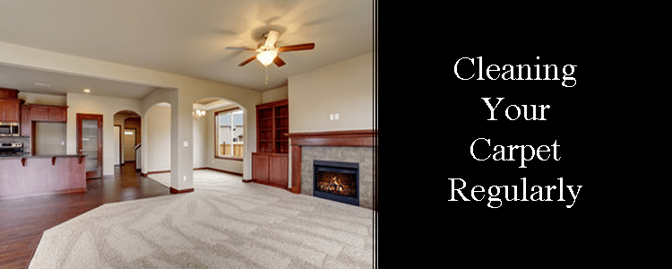 Cleaning your Carpet Regularly
